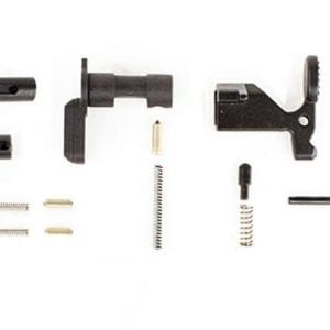 Aero Precision - AR15 Lower Parts Kit - Minus: FCG/Trigger Guard/Pistol Grip