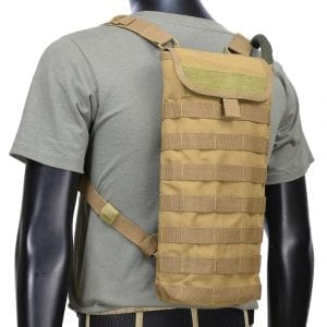 HCB - Water Hydration Carrier - Coyote Brown - Condor