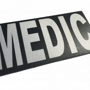 "IR Reflective Infrared Velcro Patch - 2""x 4"""