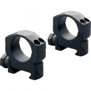 Leupold - Mark 4 Mounting Rings- 34mm - Matte Black