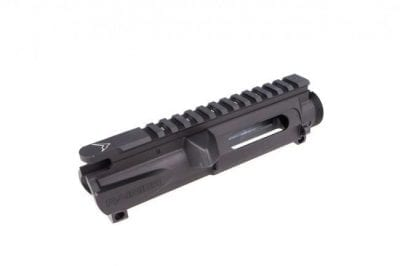 Rainier Arms Forged Mil-Spec Upper No Forward Assist 9mm or .22LR - Black