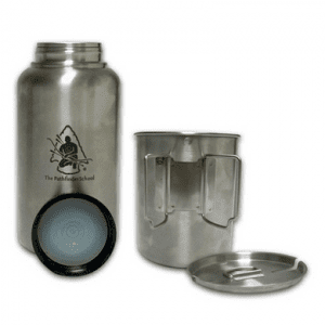 GEN3 Pathfinder Stainless Steel 32 oz. Bottle & Nesting Cup Set