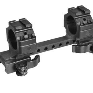 "AR15 UTG Integral 1"" Med-pro QD Ring Mount"