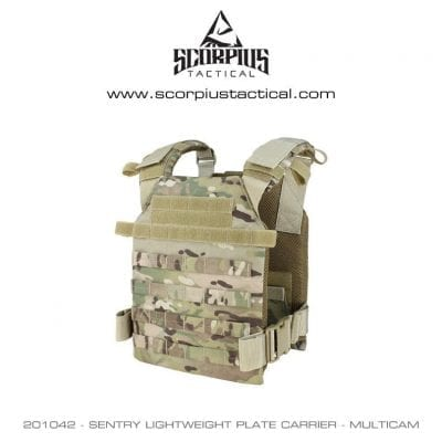 condor plate carriers